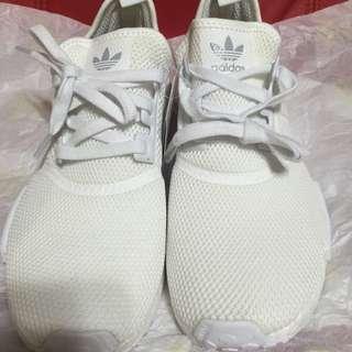 Adidas NMD R1 S79166 「純白」