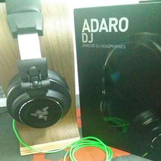 Razer Adaro DJ Edition Headphone
