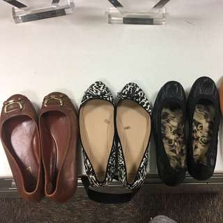 Flats! All Size 40EU Or 8.5 Regular