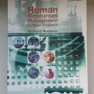 Human Resources Text Book