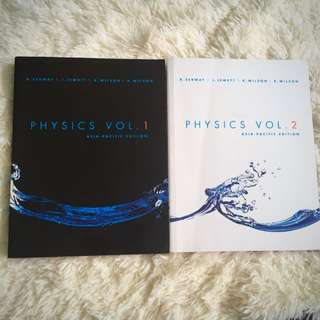 PHYSICS VOL1&2