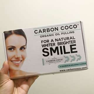 Carbon Coco - Organic Oil Pulling