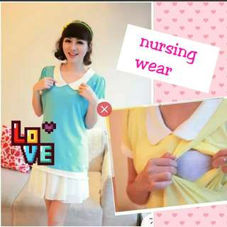 BN Nursing Wear For Breastfeeding