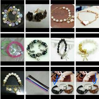 CLEARANCE SALE - BNIB earrings Bracelets Necklaces