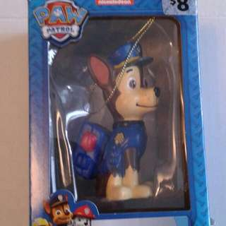 Brand New Paw Patrol. Christmas Ornament.