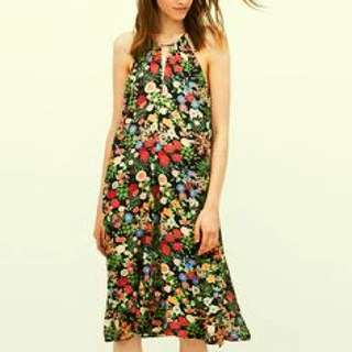 Zara Floral Summer Dress