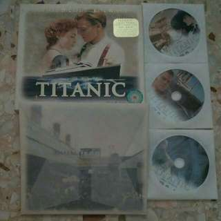Titanic Limited Edition VCD Collector's Set #Easter40