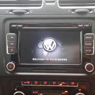 VW Original RCD510 Player