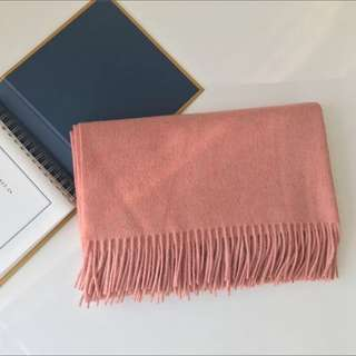 Acne studio scarf