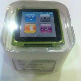 REPRICED!! Limited edition Apple iPod 6th Gen 8GB watchband edition 4,000