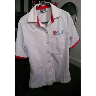 ACU Nursing uniform size 8