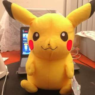 Pikachu Toy Plush