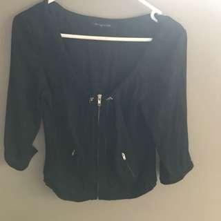 Dollhouse Black Jacket