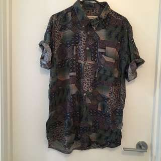 Vintage Shirt Oversized