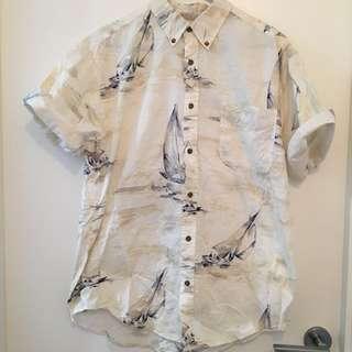 Original Vintage Shirt Oversized
