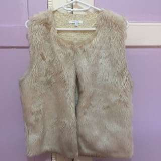 Fur Winter Vest