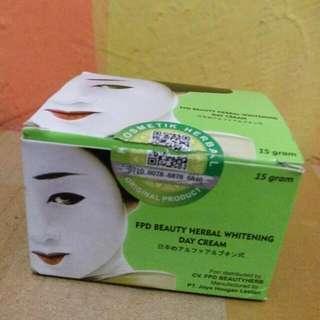 FDH Beauty Herbal Whitening Day Cream
