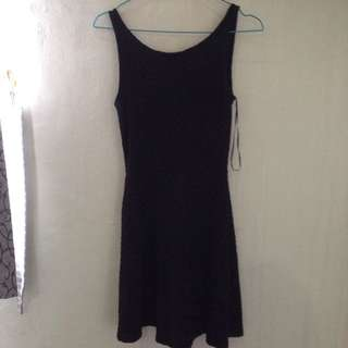 H&M Divided Lowback Dress