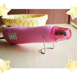 Pinky Heat Gun