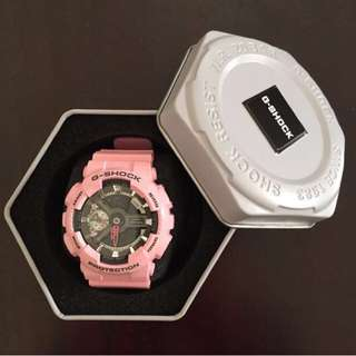 Pink S series G Shock ($200 same day deal)