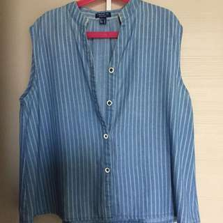 Yatch 21 Blouse With Free Postage Normal Mail
