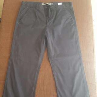 Giordano Black Slacks size 32