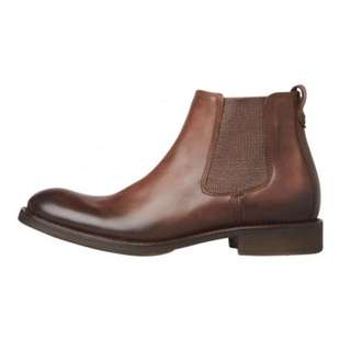 Windsor Smith Daniel Boot Brown Leather UK11 New