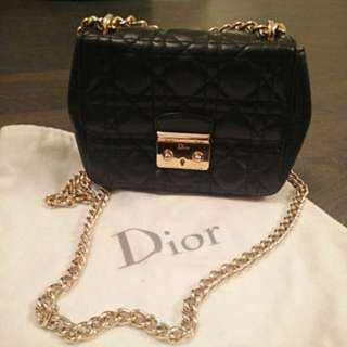 *REDUCED* Authentic Christian Dior Cross-body Bag