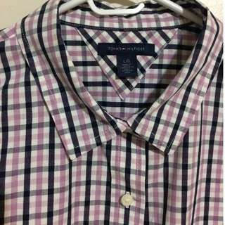 #DIRTY30 Tommy Hilfiger shirt