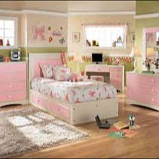5 Piece Kid's Bedroom Set