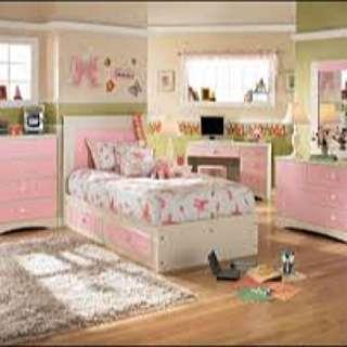 5 Piece Kid's Bedroom Set