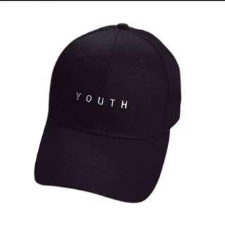 BRAND NEW** Youth Hat *Black