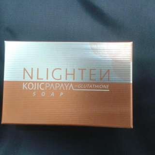 Kojic Papaya Soap With Glutathione (135g)