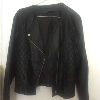 Jay Jays Leather Jacket