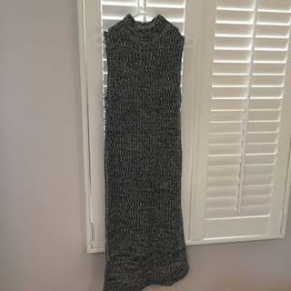 Bardot Long Sleeveless Knit