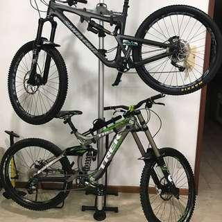 Bike Rack Tower