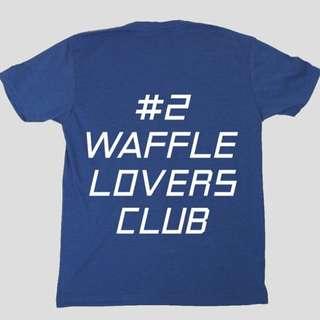 Strictly Vans Waffle Lovers Club Tee