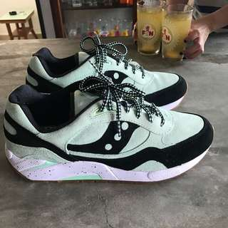 """Saucony G9 Shadow 6 Scoops Pack """"Mint Chocolate Chip"""""""