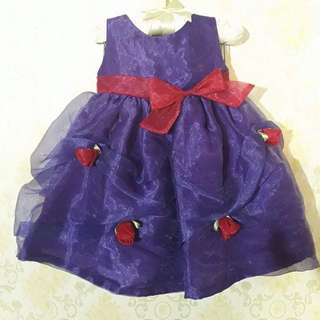 Baby's Gown (Brand: Purple Candy)