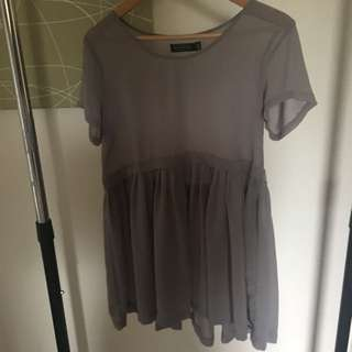 Glassons Chiffon Dress