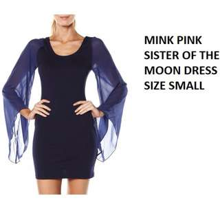 Mink Pink Bell Sleeve dress