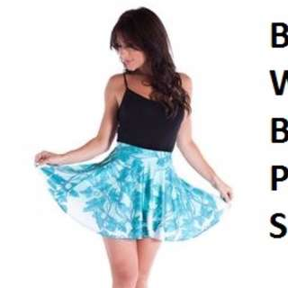 Poison Ivy skater skirt like Black Milk Blackmilk