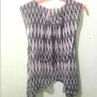 flare top tribal