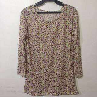 Floral Dress/Top
