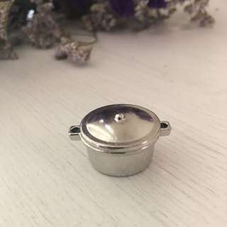 Miniature Pot Metal