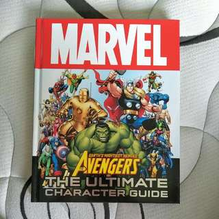 The Ultimate Marvel Guide