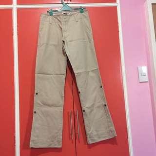 Mossimo 2-way Khaki Pants