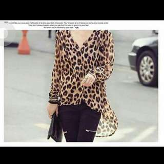 Animal Prints Sleeves