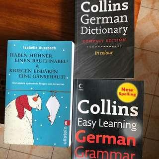 German Books!