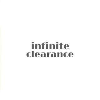 infinite clearance 💫